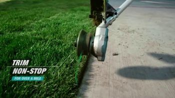 Makita TV Spot, 'Rule the Outdoors: String Trimmer and Blower' - Thumbnail 6