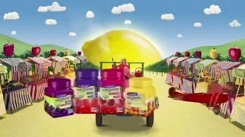 VitaFusion Organic Gummy Vitamins TV Spot, 'Baby Goats in Totes' - Thumbnail 10