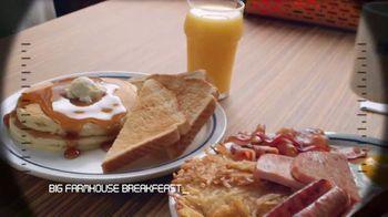 IHOP Ultimate BreakFEASTS TV Spot, 'USS Pancake: Announcements' - Thumbnail 4