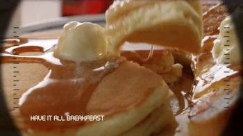 IHOP Ultimate BreakFEASTS TV Spot, 'USS Pancake: Announcements' - Thumbnail 6