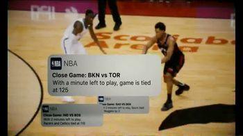 NBA App TV Spot, '2019 Playoffs' - 942 commercial airings