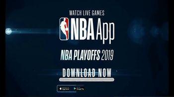 NBA App TV Spot, '2019 Playoffs' - Thumbnail 4