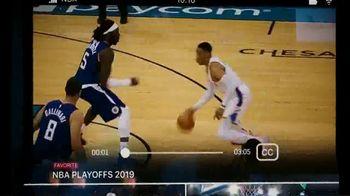 NBA App TV Spot, '2019 Playoffs' - Thumbnail 1