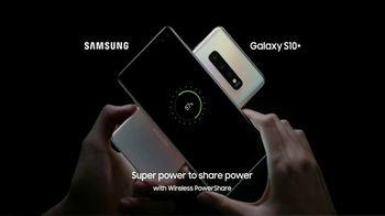 Samsung Galaxy S10+ TV Spot, 'Refill' Featuring Jalen Rose, Molly Qerim - Thumbnail 8