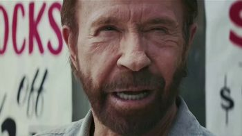 2019 Toyota Tacoma TV Spot, 'Tough as Chuck: Action' Featuring Chuck Norris [T2] - Thumbnail 1