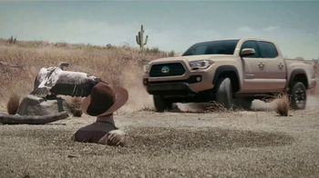 2019 Toyota Tacoma TV Spot, 'Tough as Chuck: Action' Featuring Chuck Norris [T2] - Thumbnail 3