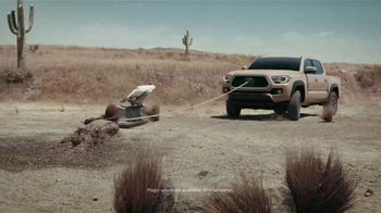 2019 Toyota Tacoma TV Spot, 'Tough as Chuck: Action' Featuring Chuck Norris [T2] - Thumbnail 4