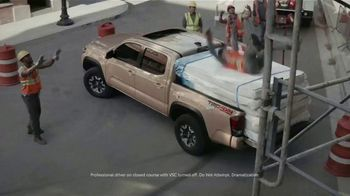 2019 Toyota Tacoma TV Spot, 'Tough as Chuck: Action' Featuring Chuck Norris [T2] - Thumbnail 5