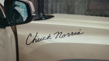 2019 Toyota Tacoma TV Spot, 'Tough as Chuck: Action' Featuring Chuck Norris [T2] - Thumbnail 6