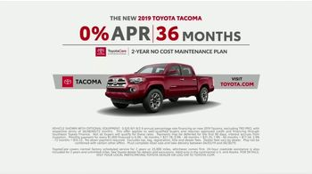 2019 Toyota Tacoma TV Spot, 'Tough as Chuck: Action' Featuring Chuck Norris [T2] - Thumbnail 7