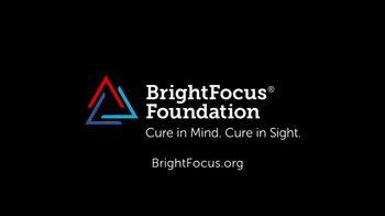 BrightFocus Foundation TV Spot, 'Gio's Story' - Thumbnail 9