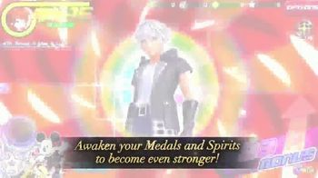 Kingdom Hearts Union X TV Spot, 'Third Anniversary: Battle the Darkness' - Thumbnail 2