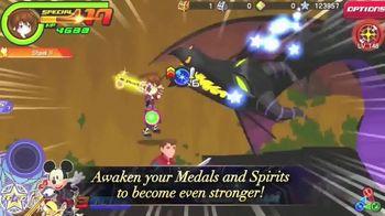 Kingdom Hearts Union X TV Spot, 'Third Anniversary: Battle the Darkness' - Thumbnail 4