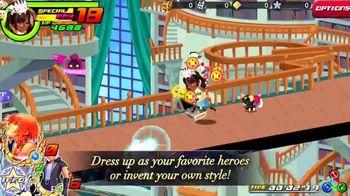 Kingdom Hearts Union X TV Spot, 'Third Anniversary: Battle the Darkness' - Thumbnail 6