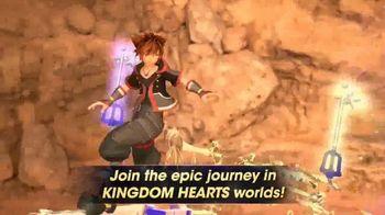 Kingdom Hearts Union X TV Spot, 'Third Anniversary: Battle the Darkness' - Thumbnail 7