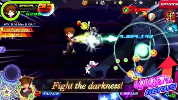 Kingdom Hearts Union X TV Spot, 'Third Anniversary: Battle the Darkness' - Thumbnail 8