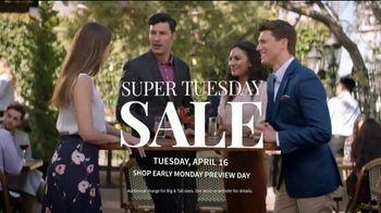 JoS. A. Bank Super Tuesday Sale TV Spot, 'April 2019' - Thumbnail 8