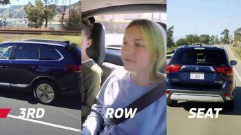 Mitsubishi Outlander TV Spot, 'Fun Ride: Daughter' [T2] - Thumbnail 6