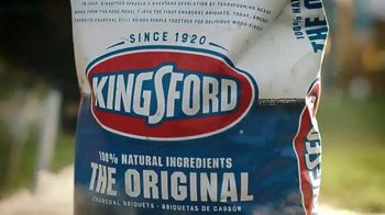 Kingsford TV Spot, 'Charcoal Worthy of Flame' - Thumbnail 6