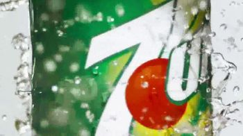 7UP TV Spot, 'Looks Good, Sounds Good, Tastes Good' - Thumbnail 2