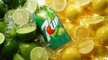 7UP TV Spot, 'Looks Good, Sounds Good, Tastes Good' - Thumbnail 4