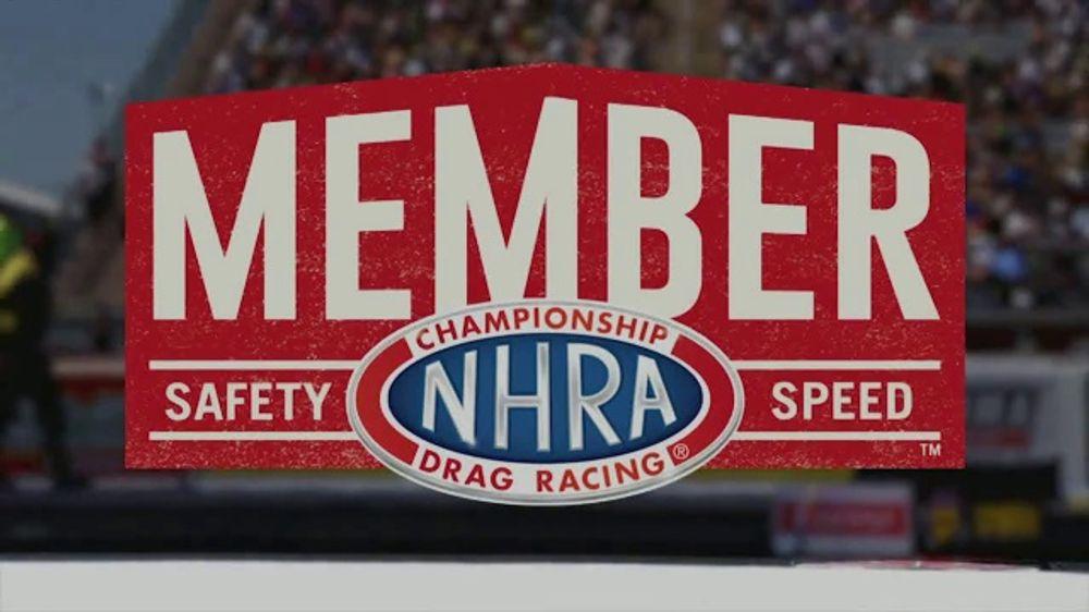 NHRA Membership Program TV Commercial, '24 Issues'