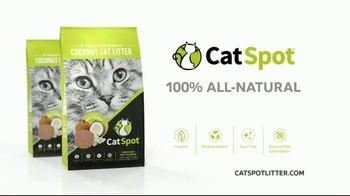 CatSpot Coconut Cat Litter TV Spot, 'Love the Planet, Love Your Cat'