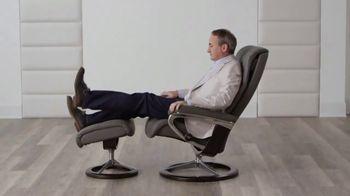 Ekornes Stressless TV Spot, 'Comfortable Conversations' - Thumbnail 5