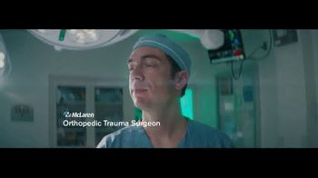 McLaren Health Care TV Spot, 'The Best in Orthopedic Care' - Thumbnail 1