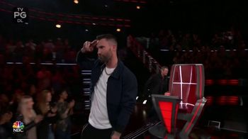 The Voice Official App TV Spot, 'Vote for Your Favorite Artists' - Thumbnail 1