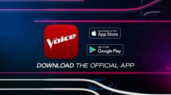 The Voice Official App TV Spot, 'Vote for Your Favorite Artists' - Thumbnail 10