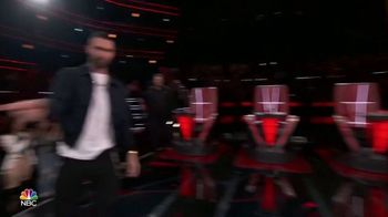 The Voice Official App TV Spot, 'Vote for Your Favorite Artists' - Thumbnail 3