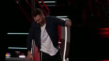 The Voice Official App TV Spot, 'Vote for Your Favorite Artists' - Thumbnail 5