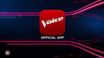 The Voice Official App TV Spot, 'Vote for Your Favorite Artists' - Thumbnail 7