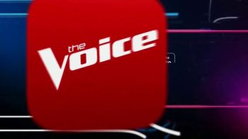 The Voice Official App TV Spot, 'Vote for Your Favorite Artists' - Thumbnail 9