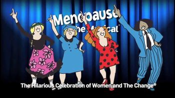 Menopause: The Musical TV Spot, 'Women Need This'