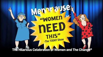 Menopause: The Musical TV Spot, 'Women Need This' - Thumbnail 5