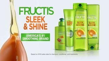 Garnier Fructis Sleek & Shine TV Spot, 'Super Sleek' Song by Bruno Mars - Thumbnail 9