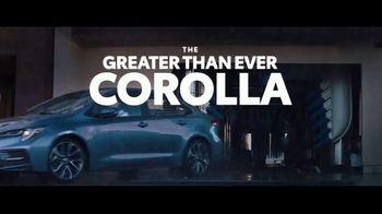 2020 Toyota Corolla TV Spot, 'Rainy Day' Song by Chaka Khan [T1] - Thumbnail 10