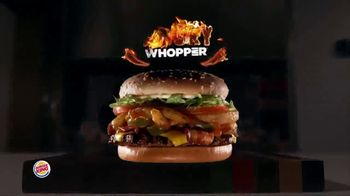 Burger King Angry Whopper TV Spot, 'Warning' - Thumbnail 2
