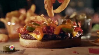 Burger King Angry Whopper TV Spot, 'Warning' - Thumbnail 7