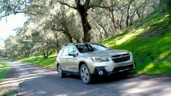 Subaru Loves the Earth Month TV Spot, 'Driving What You Love' [T1] - Thumbnail 1