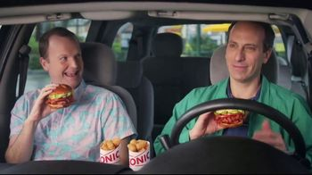 Sonic Drive-In BBLT TV Spot, \'Look at Those Tomatoes\'