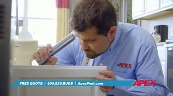 Apex Pest Control TV Spot, 'Since 1985' - Thumbnail 2