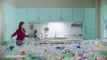 SodaStream TV Spot, 'Plastic Bottles'