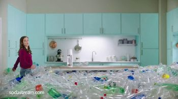 SodaStream TV Spot, 'Plastic Bottles'