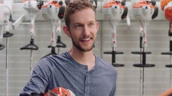 STIHL Dealer Days TV Spot, 'Time for Real Help' - 2880 commercial airings
