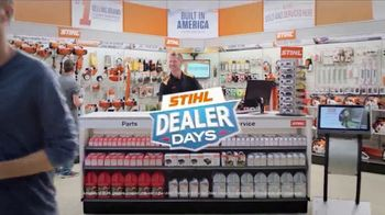 STIHL Dealer Days TV Spot, 'Time for Real Help' - Thumbnail 10