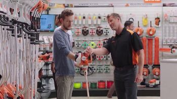 STIHL Dealer Days TV Spot, 'Time for Real Help' - Thumbnail 6