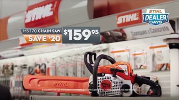 STIHL Dealer Days TV Spot, 'Time for Real Help' - Thumbnail 8